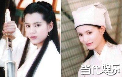 李若彤再扮小龙女 19年前仙气不再