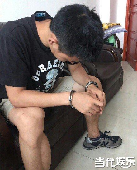 周云露遇害凶手李某某李斯达找到 李斯达被捕照片曝光令人心寒!