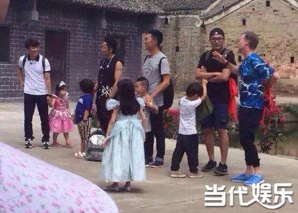 王宝强女儿爸爸去哪儿看呆轩轩 甜馨客串《爸爸3》呼声高!