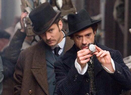 《大侦探福尔摩斯3》定档2020 唐尼裘德洛回归