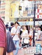 权相佑崔智友香港逛街 吸引记者粉丝追访