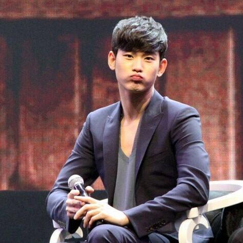 金秀贤完胜钟汉良晋升亚洲第一男神 老幺王俊凯倒数第一