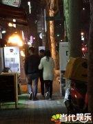 韩星雪莉与男友深夜甜蜜约会 已暂停f(x)组合活动