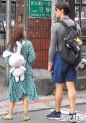 蔡依林约会锦荣身高被调侃   网友担忧:两人怎么接吻