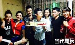 何炅庆41岁生日众星送祝福   还没结婚惹网友着急
