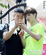 孙红雷exo引爆热搜  老腊肉小鲜肉你更爱哪个?