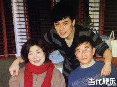 陈赫与父母合影获赞孝顺 家世显赫陈赫母亲竟是陈凯歌表妹