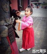 《芈月传》开播小芈月一夜爆红 扮演者刘楚恬被赞倾国倾城