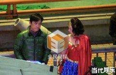 《摆渡人》陈妍希客串对戏梁朝伟路透照全是雷点 被喊笼包超人陈姑姑