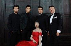 樊昊仑、景珂受邀金鸡百花闭幕式 《你在哪》获赞