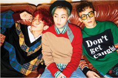 EXO首支分队EXO-CBX虾米音乐独家发售《Hey Mama!》