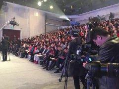 第三届中国大学生微电影创作大赛颁奖典礼在山东即墨举行