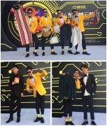 超会抢镜的黄衣男火了:迪玛希、张杰、许魏洲都中枪