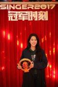 《歌手》张碧晨成功突围期待决赛 想要让更多人喜欢