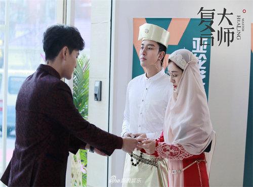 《复合大师》曝预告 贾乃亮挑战情感阿法狗新角色