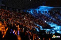 工体4万人场演唱会第一次4K直播成功