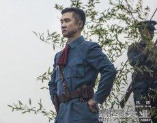 戏骨黄志忠《建军大业》饰朱德 演讲说哭200群演