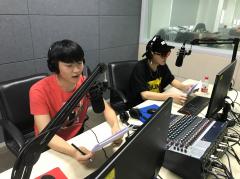 ERO-G黄钧泽做客蜻蜓FM 热聊《中国有嘻哈》