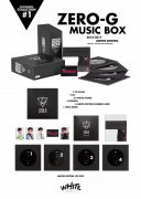 ZERO-G MUSIC BOX限量发售 收录出道2年音乐作品