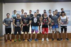 上海站海选结束 2017战神时尚健身大赛赛程过半