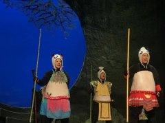 文化的融合 情谊的桥梁―儿童舞台剧《团仔圆妞》