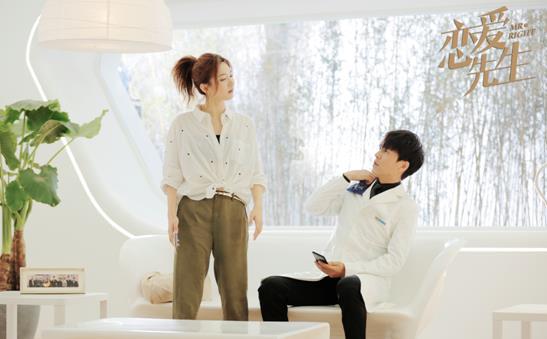 《恋爱先生》登陆深圳卫视 靳东江疏影犀利解读当代爱情观
