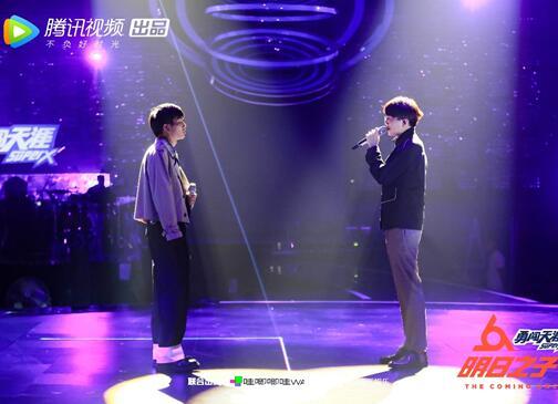 《明日之子2》杨幂回归毛不易开唱 两季四强厂牌集结登场!