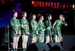 SING女团亮相昆明创音乐节,电子国风燃爆全场